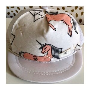 Baby Handmade Unicorn SnapBack Hat.